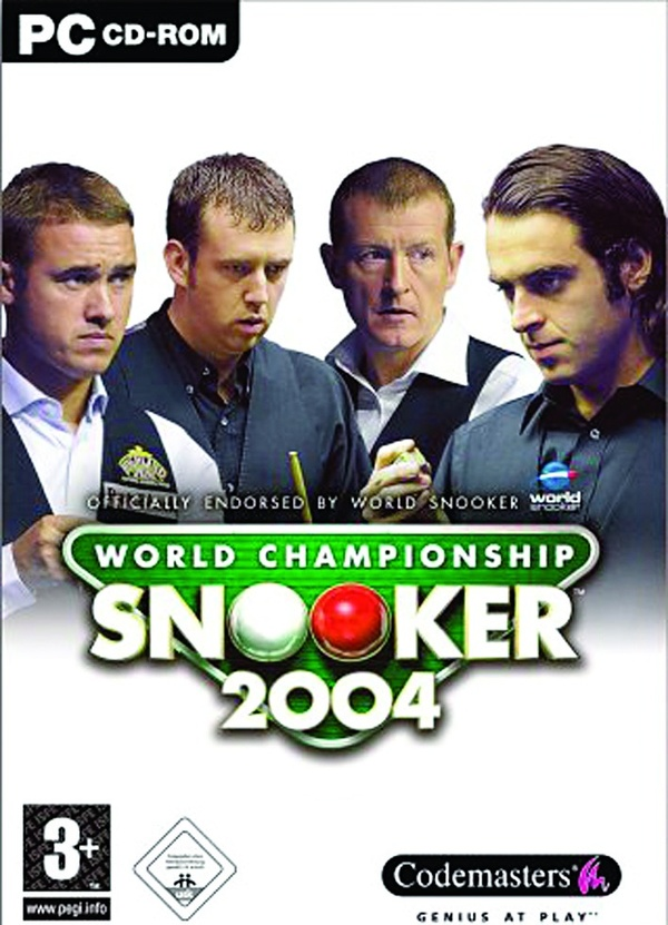 Cover zu World Championship Snooker 2004