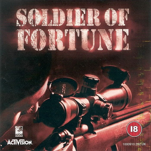 Cover zu Soldier of Fortune