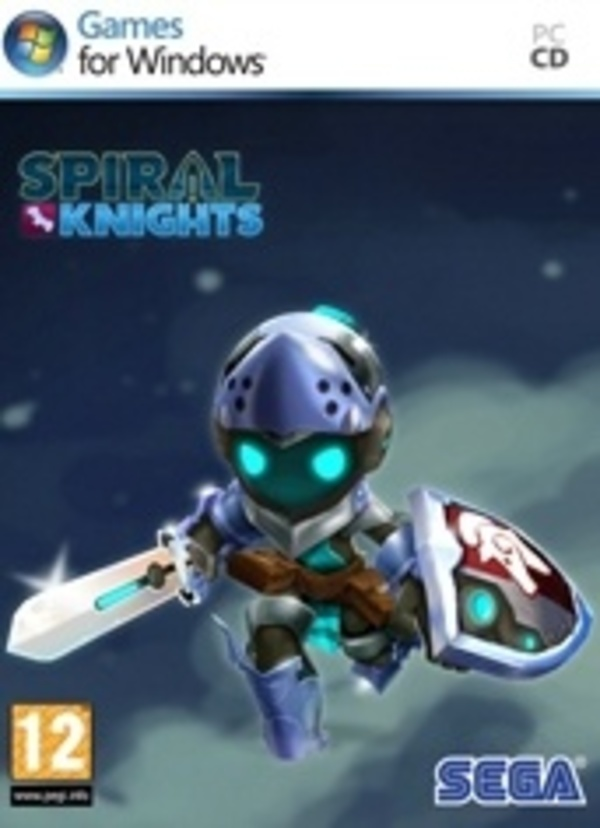Cover zu Spiral Knights