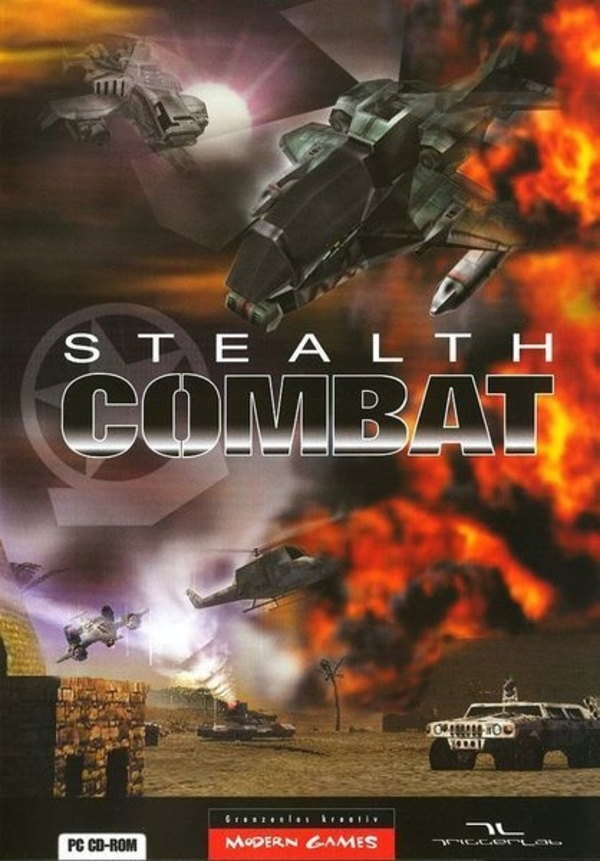 Cover zu Stealth Combat