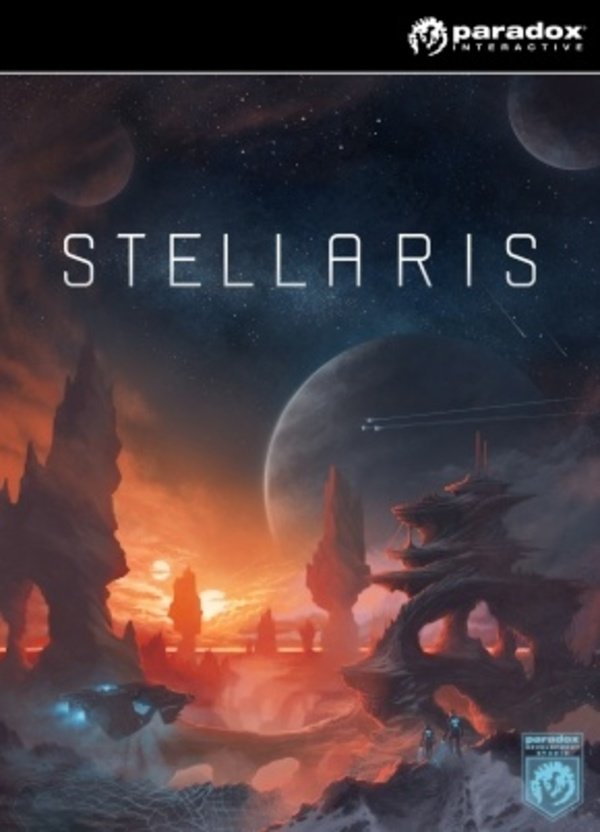 Cover zu Stellaris