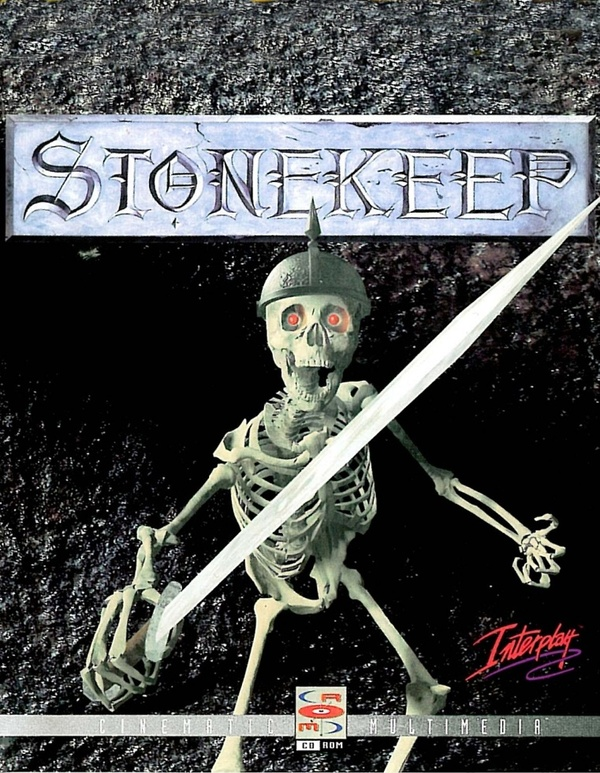Cover zu Stonekeep