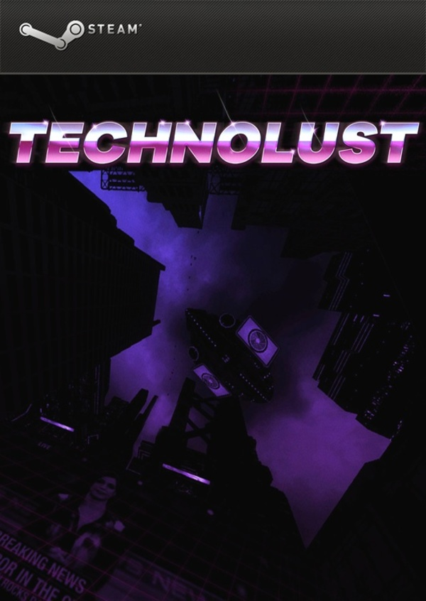Cover zu Technolust