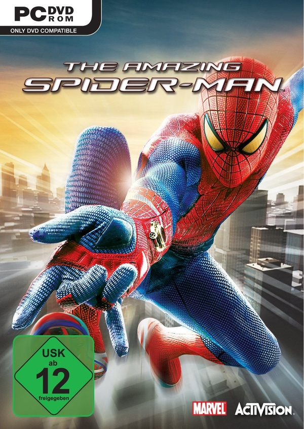 Cover zu The Amazing Spider-Man