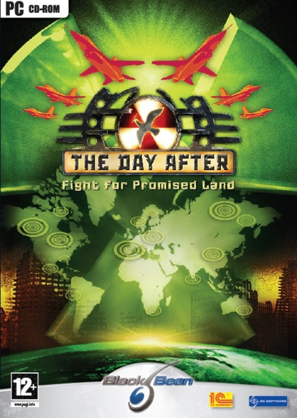 Cover zu The Day After: Fight for Promised Land