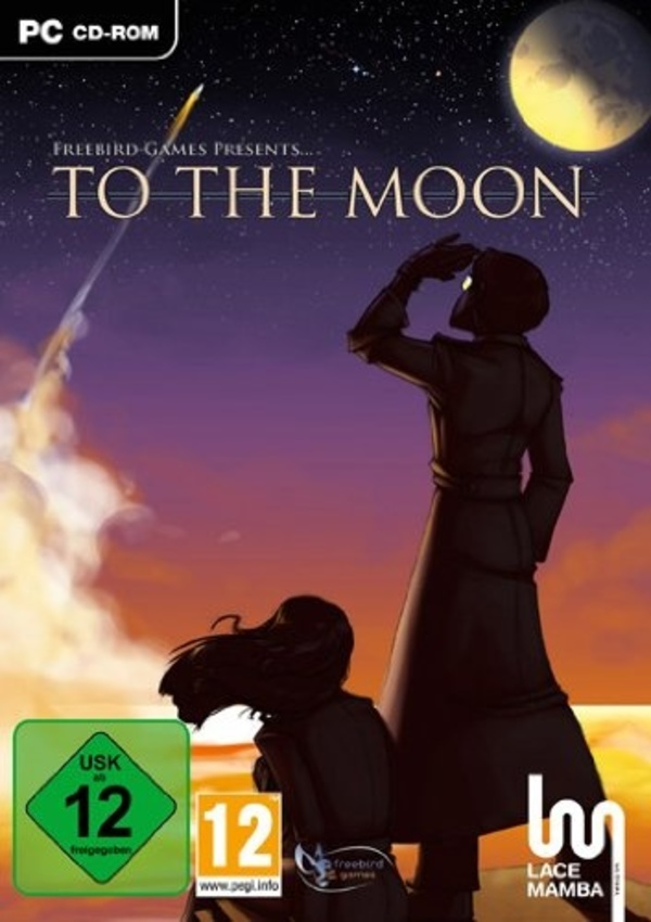 Cover zu To the Moon