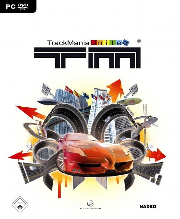 Cover zu TrackMania United