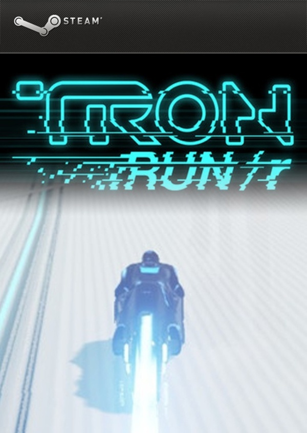 Cover zu Tron Run/r