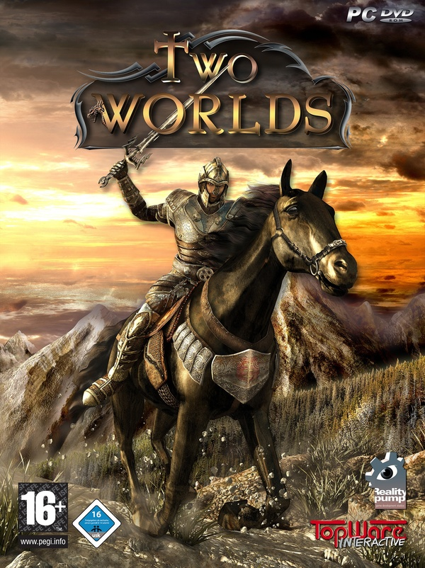 Cover zu Two Worlds