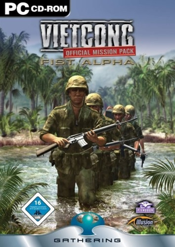 Cover zu Vietcong: Fist Alpha