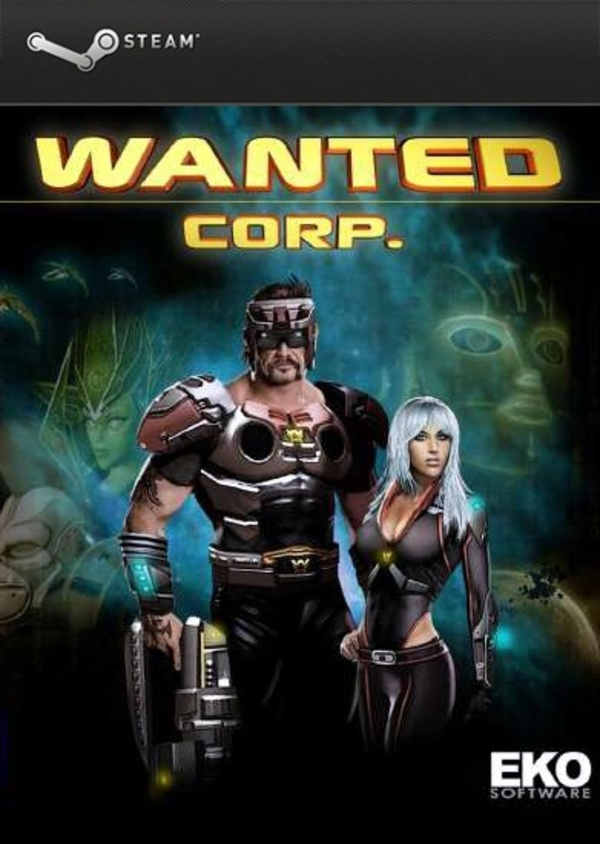 Cover zu Wanted Corp.