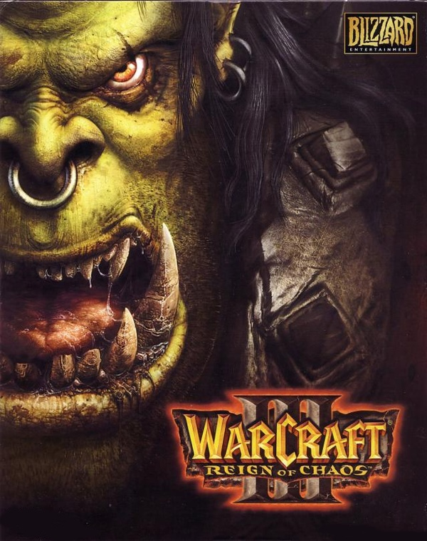 Cover zu WarCraft 3: Reign of Chaos