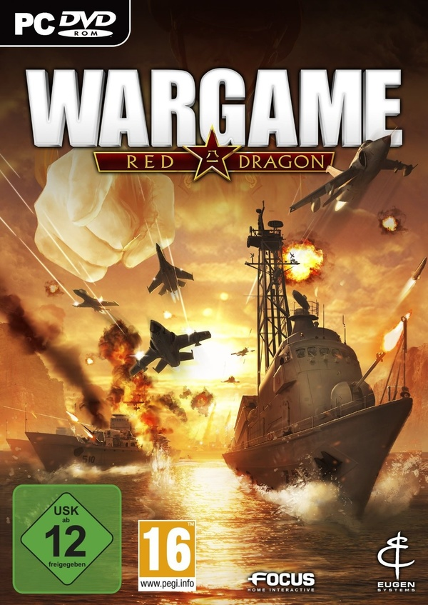 Cover zu Wargame: Red Dragon