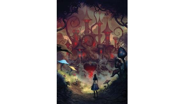 Screenshot zu Alice: Madness Returns - Artworks und Konzeptzeichnungen