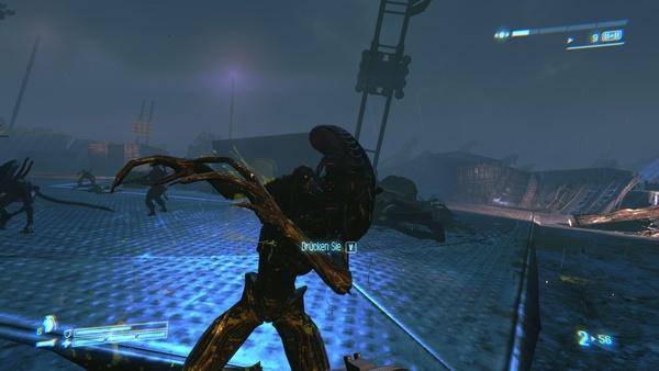 Screenshot zu Aliens: Colonial Marines - Screenshots