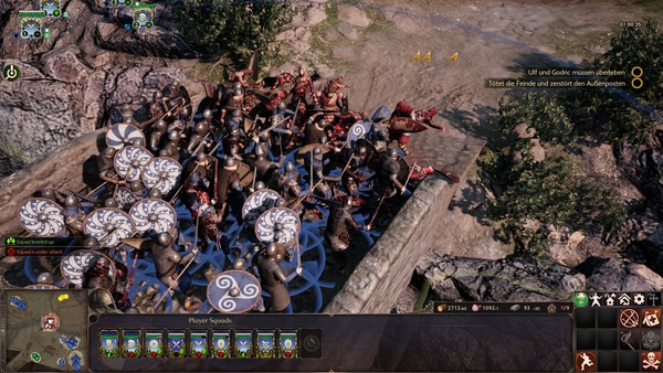 Screenshot zu Ancestors Legacy - Screenshots