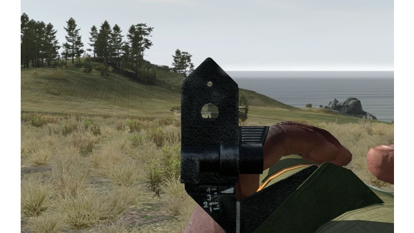 Screenshot zu Arma 2 - Das Training