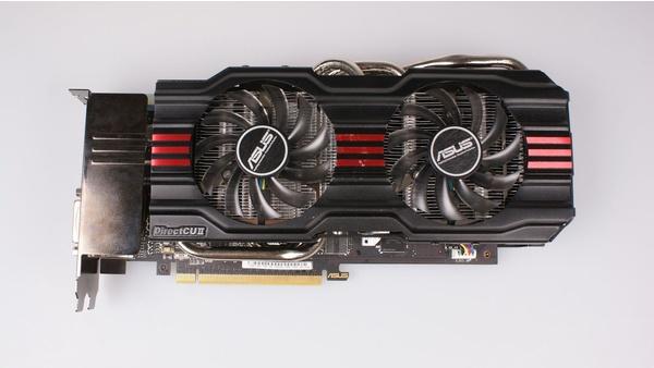 Bilder zu Asus Geforce GTX 670 DirectCu II Top - Bilder