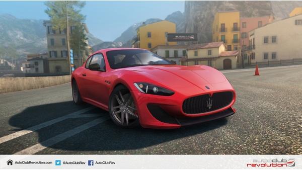 Screenshot zu Auto Club Revolution - Screenshots