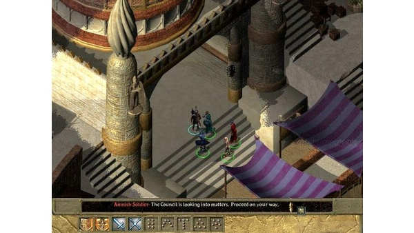 Screenshot zu Baldur´s Gate 2 - Screenshots