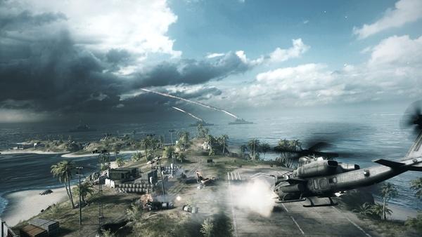 Screenshot zu Battlefield 3 - Back to Karkand-DLC