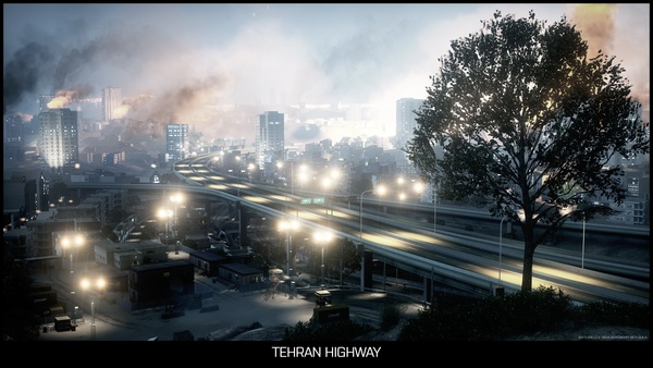 Screenshot zu Battlefield 3 - Multiplayer-Maps
