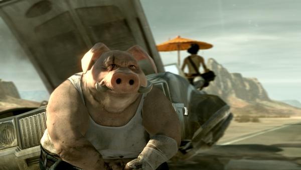 Screenshot zu Beyond Good & Evil 2 - Screenshots