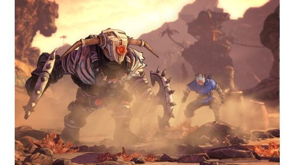 Screenshot zu Borderlands 2 - Screenshots aus dem DLC »Captain Scarlett und ihr Piratenschatz«