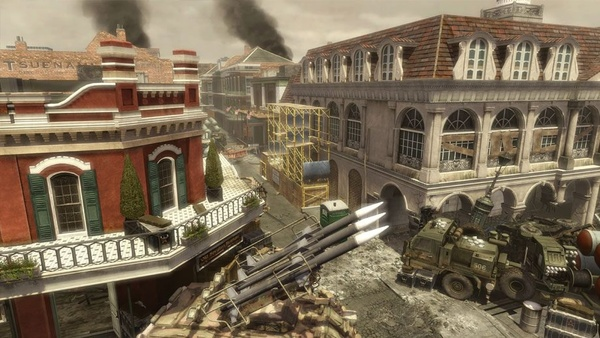 Screenshot zu Call of Duty: Modern Warfare 3 - Bilder zum Multiplayer