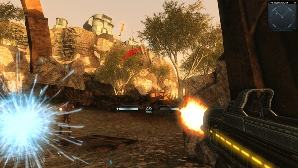 Screenshot zu Carrier Command: Gaea Mission - Screenshots