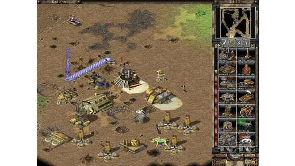 Screenshot zu Command & Conquer: Tiberian Sun - Screenshots
