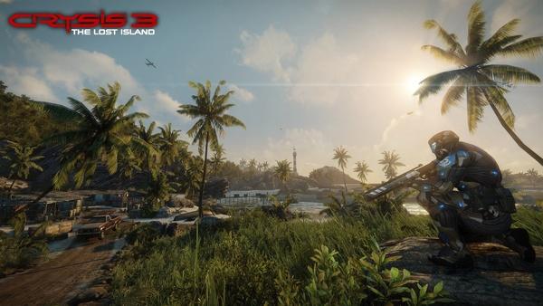 Screenshot zu Crysis 3 - Screenshots aus dem DLC »The Lost Island«
