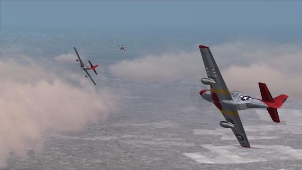 Screenshot zu DCS: P-51D Mustang - Screenshots