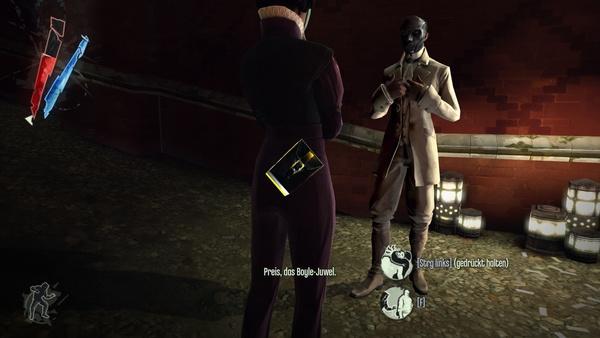 Screenshot zu Dishonored: Die Maske des Zorns - Screenshots