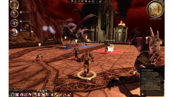 Screenshot zu Dragon Age: Origins - DLC: Darkspawn Chronicles