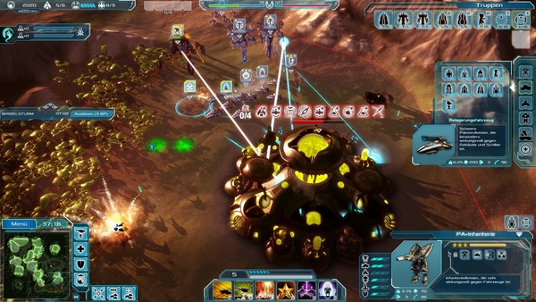 Screenshot zu Etherium - Screenshots