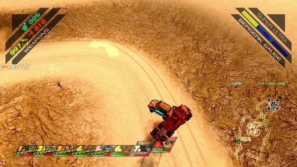 Screenshot zu Fuel Overdose - Screenshots