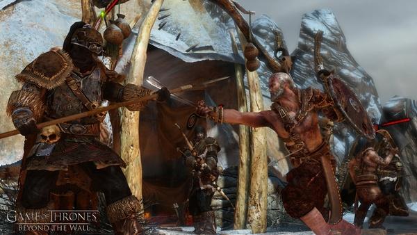 Screenshot zu Game of Thrones - Screenshots zum DLC »Beyond the Wall«