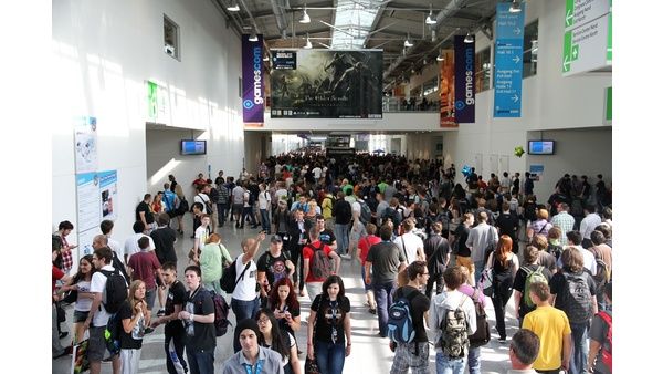 Bild der Galerie Gamescom 2013 - Bilder von der Messe
