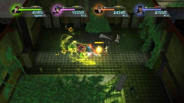 Screenshot zu Ghostbusters: Sanctum of Slime - Screenshots