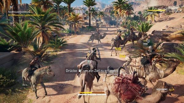Bild der Galerie Assassin's Creed: Origins - Screenshots aus der PC-Version
