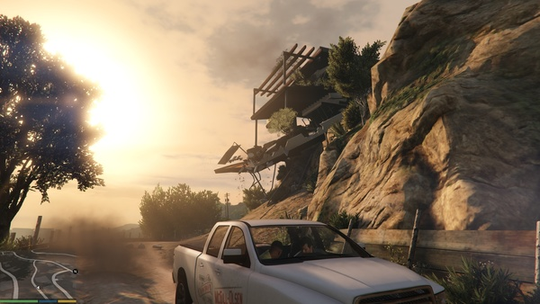Screenshot zu GTA 5 - Screenshots aus der PC-Version