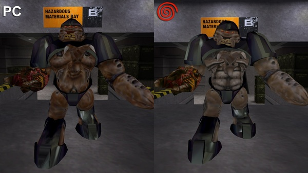 Screenshot zu Half-Life: Dreamcast - Screenshots aus der Port-Mod