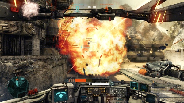 Screenshot zu Hawken - Screenshots