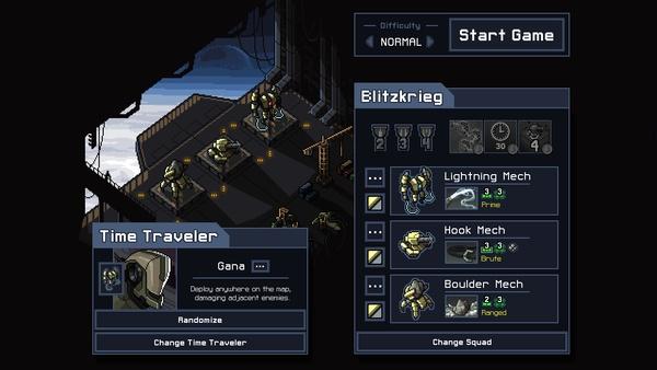 Screenshot zu Into the Breach - Screenshots