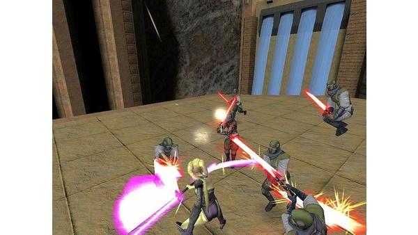 Screenshot zu Jedi Knight 3 - Screenshots