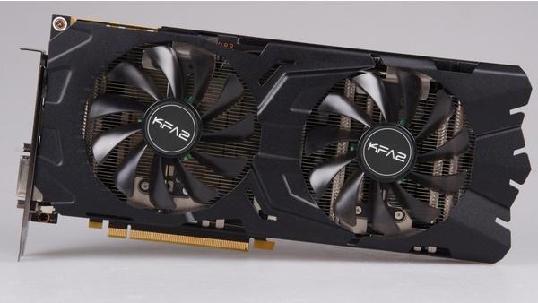 Bilder zu KFA2² Geforce GTX 1080 EXOC - Bilder