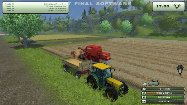 Screenshot zu Landwirtschafts-Simulator 2013 - Screenshots