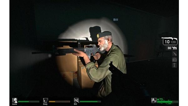 Screenshot zu Left 4 Dead - Mod: Dead before Dawn