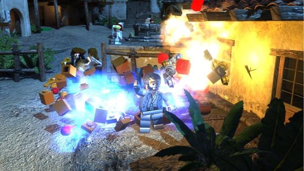 Screenshot zu Lego Pirates of the Caribbean: Das Videospiel - Screenshots